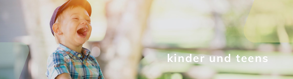 Headerbanner Kinder und Teens